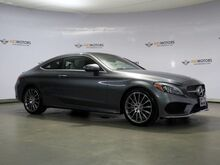 2017_Mercedes-Benz_C-Class_C 300 Sport AMG,Blind Spot,Camera,Heated Seats,Keyless_ Houston TX
