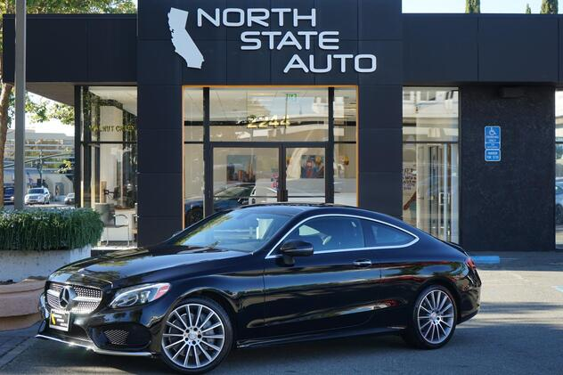 2017_Mercedes-Benz_C-Class_C 300_ Walnut Creek CA