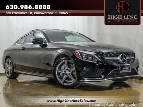 2017_Mercedes-Benz_C-Class_C 300_ Willowbrook IL