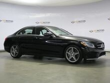 2017_Mercedes-Benz_C-Class_C 300,Keyless,Rearview Camera,Sport Package_ Houston TX