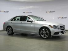 2017_Mercedes-Benz_C-Class_C 300,Rear view Camera,Keyless Go,Bluetooth_ Houston TX