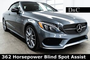 2017_Mercedes-Benz_C-Class_C 43 AMG® 4MATIC® 362 Horsepower Blind Spot Assist_ Portland OR