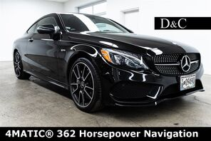 2017_Mercedes-Benz_C-Class_C 43 AMG® 4MATIC® 362 Horsepower Navigation_ Portland OR