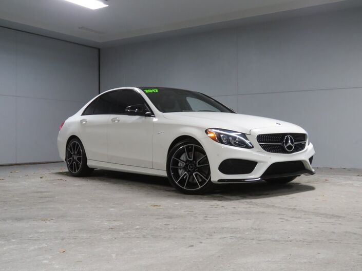 2017 Mercedes-Benz C-Class C 43 AMG® Merriam KS