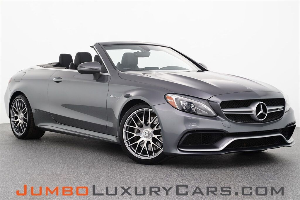 2017 Mercedes-Benz C-Class C 63 AMG® Hollywood FL
