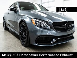 2017_Mercedes-Benz_C-Class_C 63 S AMG® 503 Horsepower Performance Exhaust_ Portland OR