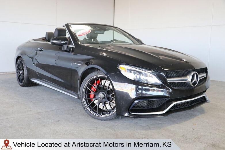 2017 Mercedes-Benz C-Class C 63 S AMG® Merriam KS