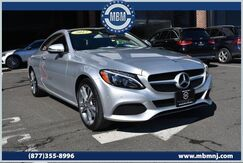2017_Mercedes-Benz_C-Class_C300 4MATIC® Coupe_ Morristown NJ