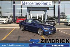 2017_Mercedes-Benz_C-Class_C300 4MATIC® Coupe_ Madison WI