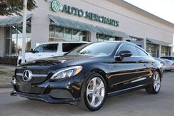 2017_Mercedes-Benz_C-Class_C300 4MATIC Coupe*BACKUP CAM,BLUETOOTH,REMOTE START,HEATED FRONT SEATS,UNDER FACTORY WARRANTY!_ Plano TX