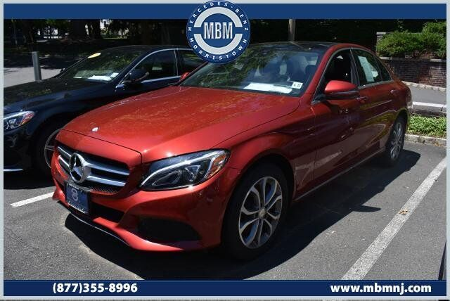 2017 Mercedes-Benz C-Class C300 4MATIC® Sedan Morristown NJ