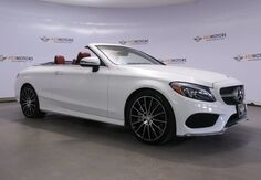 2017_Mercedes-Benz_C-Class_C300_ Houston TX
