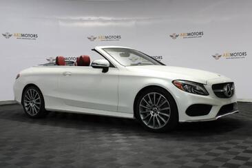 2017_Mercedes-Benz_C-Class_C300 Premium 1 Pkg,Sport Pkg,RearView Cam,Blind Spot_ Houston TX