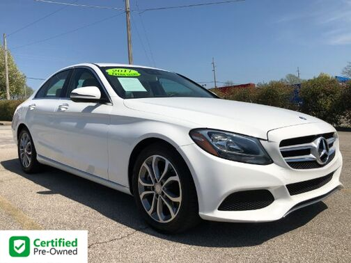 2017_Mercedes-Benz_C-Class_C300 Sedan_ Frankfort KY