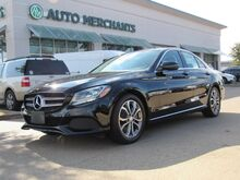 2017_Mercedes-Benz_C-Class_C300 Sedan_ Plano TX