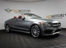 2017_Mercedes-Benz_C-Class_C300 Sport AMG,Blind Spot,Nav,Ac/Heated Seats_ Houston TX