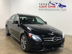 2017_Mercedes-Benz_C300 4MATIC_AWD SPORT PREMIUM 2 PACKAGE DRIVE ASSIST PACKAGE BLIND SPOT ASSIST_ Addison TX