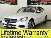 Mercedes-Benz C300 4MATIC BLIND SPOT ASSIST COLLISION PREVENTION ASSIST PLUS ATTENTION ASSIST 2017