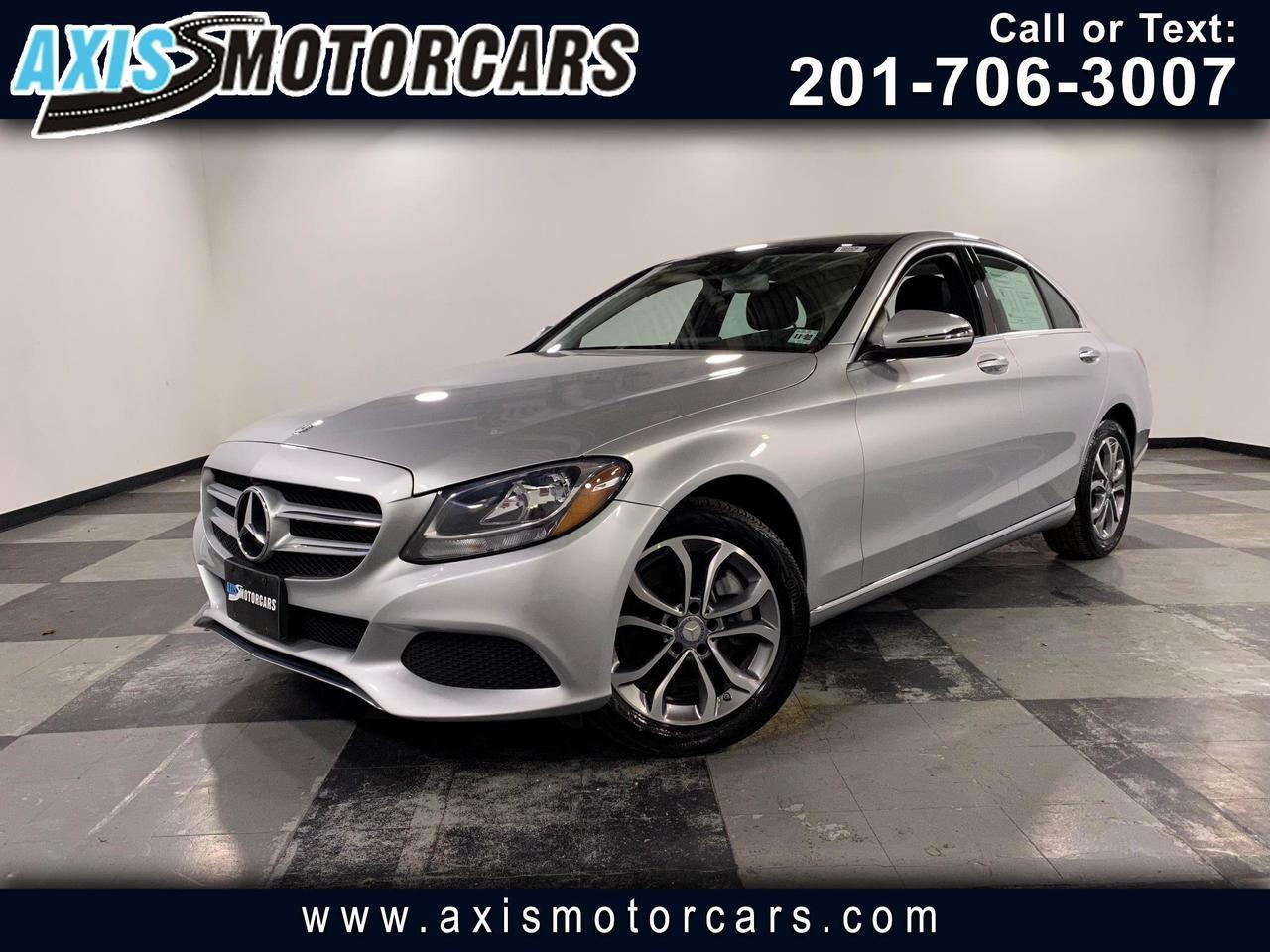 2017 Mercedes-Benz C300 C 300 4MATIC Sedan Jersey City NJ