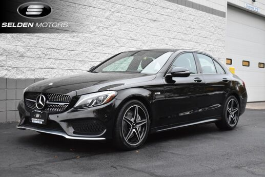 2017 Mercedes-Benz C43 AMG 4Matic Willow Grove PA