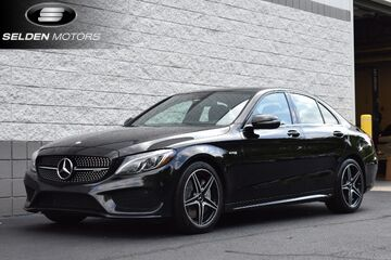 2017_Mercedes-Benz_C43_AMG_ Willow Grove PA