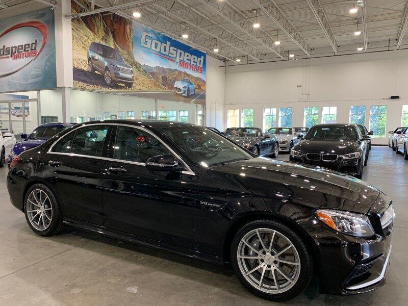 2017_Mercedes-Benz_C63_AMG 66K MSRP_ Charlotte NC