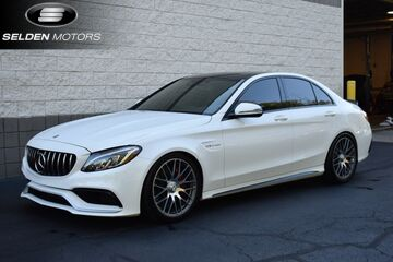 2017_Mercedes-Benz_C63_AMG_ Willow Grove PA