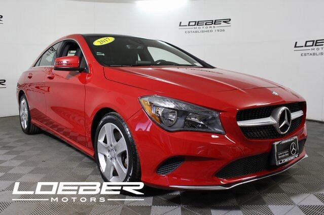 2017 Mercedes-Benz CLA 250 4MATIC® COUPE Lincolnwood IL