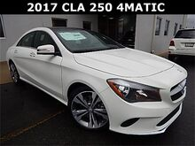 2017_Mercedes-Benz_CLA_250 4MATIC® COUPE_ Marion IL