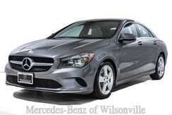 2017_Mercedes-Benz_CLA_250 4MATIC® COUPE_ Portland OR