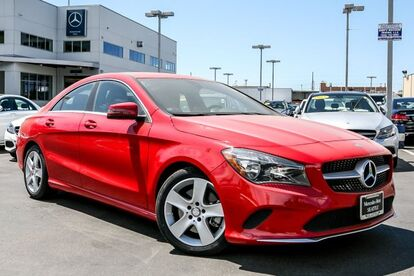 2017_Mercedes-Benz_CLA_250 4MATIC® COUPE_ Seattle WA
