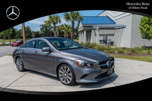 2017 Mercedes-Benz CLA 250 4MATIC® COUPE Bluffton SC