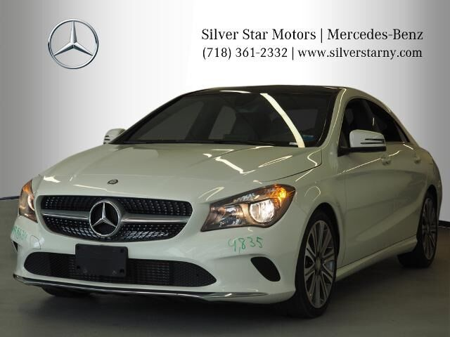 2017 Mercedes-Benz CLA 250 4MATIC® COUPE Long Island City NY