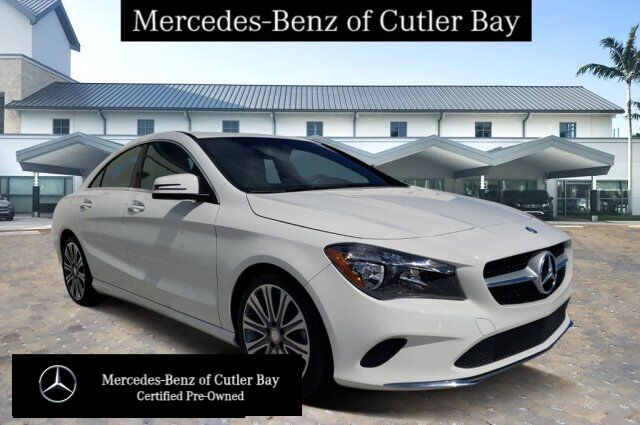 2017 Mercedes-Benz CLA 250 COUPE Cutler Bay FL