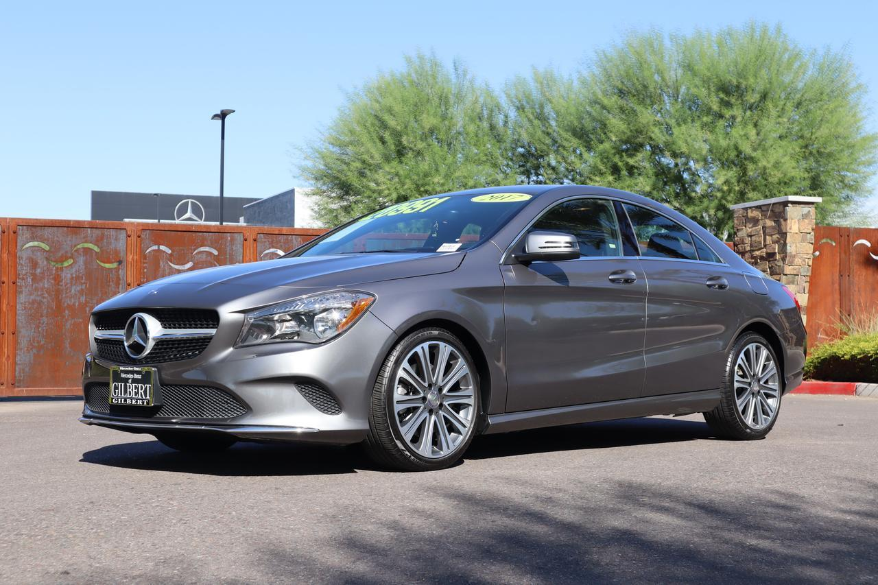 2017 Mercedes-Benz CLA 250 COUPE Gilbert AZ
