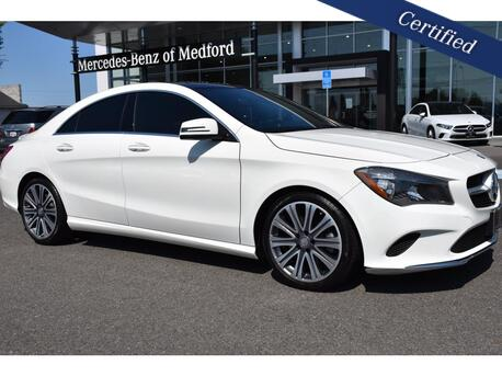 2017_Mercedes-Benz_CLA_250 COUPE_ Medford OR