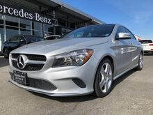 2017_Mercedes-Benz_CLA_250 COUPE_ Yakima WA