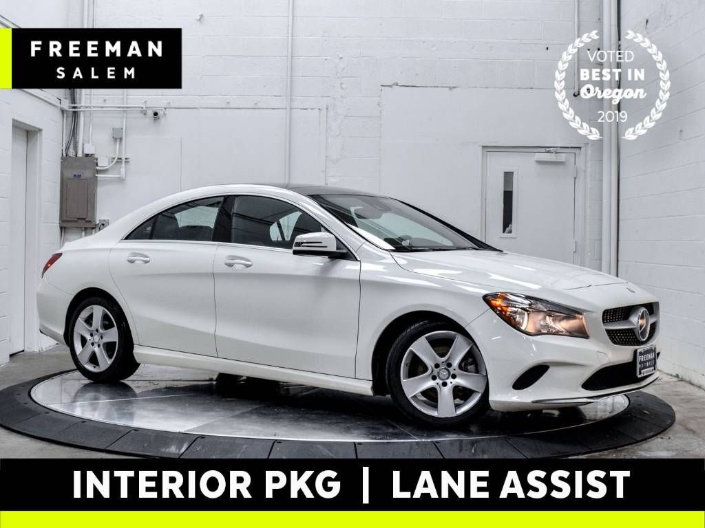 2017 Mercedes-Benz CLA 250 Pano Roof Interior Pkg Distronic+ Heated Seats