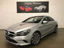 2017_Mercedes-Benz_CLA 250 Sport Edition_4Matic Pano Roof Blind Spot Backup Camera_ Addison TX