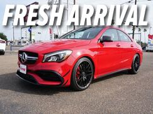 2017_Mercedes-Benz_CLA_AMG CLA 45_ McAllen TX