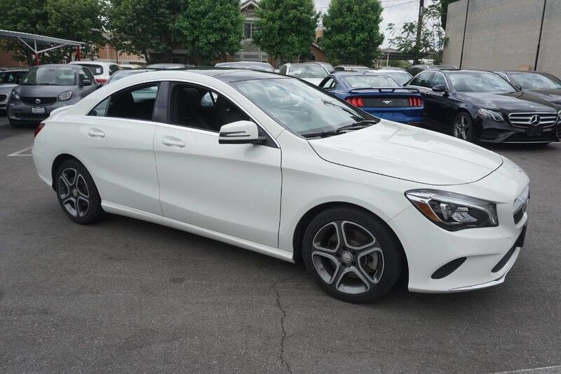 2017 Mercedes-Benz CLA CLA 250 (02/17) PANORAMA ROOF / LED HEADLIGHTS Monterey Park CA