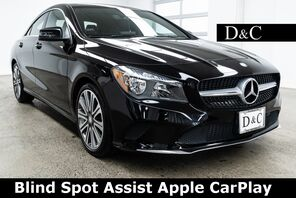 2017_Mercedes-Benz_CLA_CLA 250 4MATIC Blind Spot Assist Apple CarPlay_ Portland OR