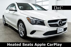 2017_Mercedes-Benz_CLA_CLA 250 4MATIC Heated Seats Apple CarPlay_ Portland OR