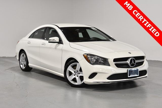 2017 Mercedes-Benz CLA CLA 250 4MATIC® COUPE
