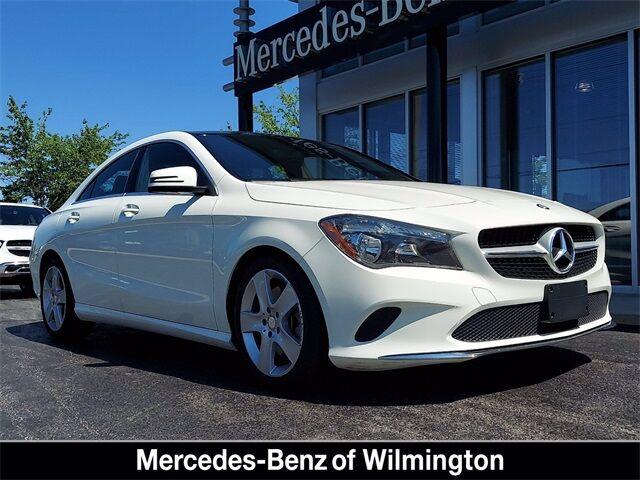 2017 Mercedes-Benz CLA CLA 250 4MATIC® COUPE Wilmington DE