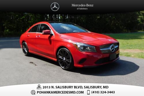 2017_Mercedes-Benz_CLA_CLA 250 4MATIC®_ Salisbury MD