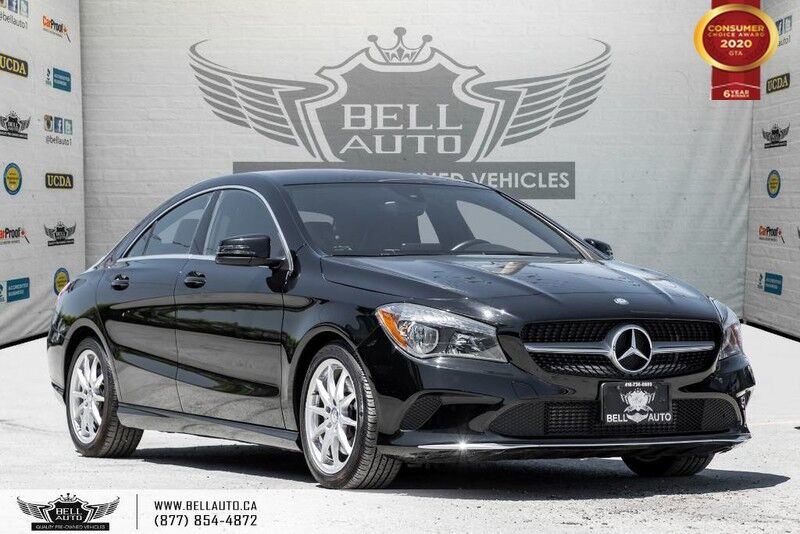 2017 Mercedes-Benz CLA CLA 250, AWD, NO ACCIDENT, NAVI, REAR CAM, B.SPOT