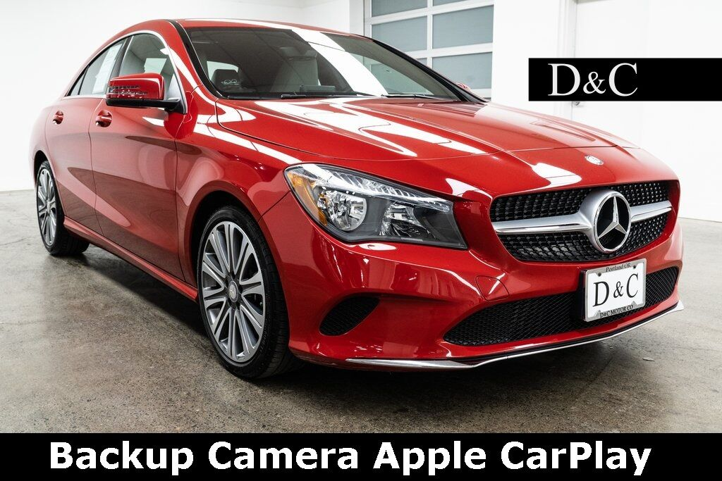 2017 Mercedes-Benz CLA CLA 250 Backup Camera Apple CarPlay Portland OR