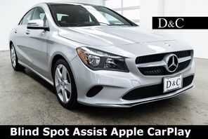 2017_Mercedes-Benz_CLA_CLA 250 Blind Spot Assist Apple CarPlay_ Portland OR