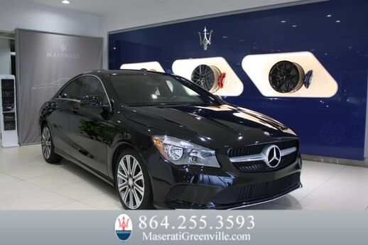 2017 Mercedes-Benz CLA CLA 250 Greenville SC